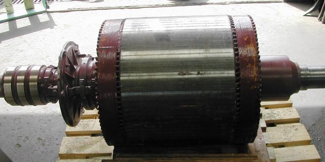 bobinage industriel -portée à modifier